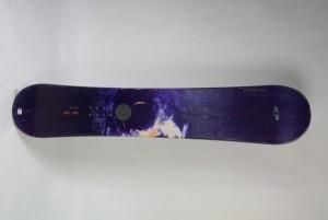 Salomon W4-165 snowboard - Méret: 165
