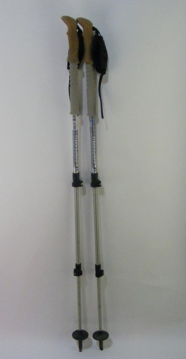 Komperdell power clock system teleszkopós bot - Méret: 110-130