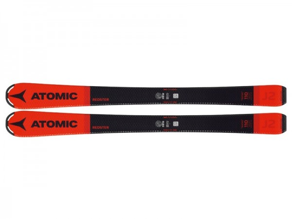 ATOMIC REDSTER J2 100-120 Red/BLACK - Méret: 100
