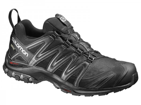 Salomon SHOES XA PRO 3D GTX Black/Black/Magnet - Méret: 7