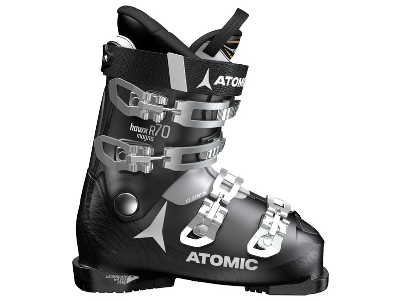 ATOMIC HAWX MAGNA R70 W Black/Light Grey - Méret: 25