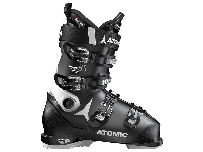 ATOMIC HAWX PRIME 85 W Black/White - Méret: 27