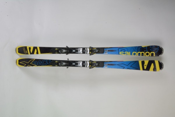 Salomon X-Race carve rocker  - Méret: 165