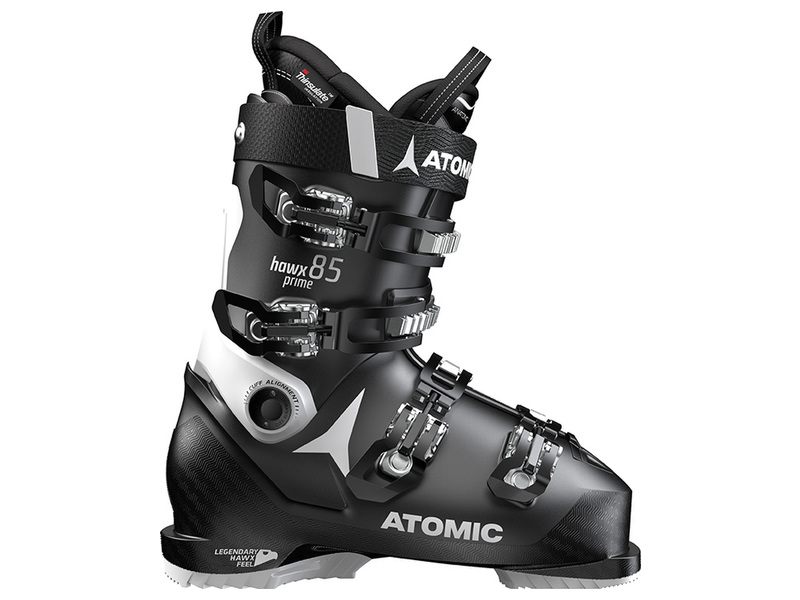 ATOMIC HAWX PRIME 85 W Black/White - Méret: 25