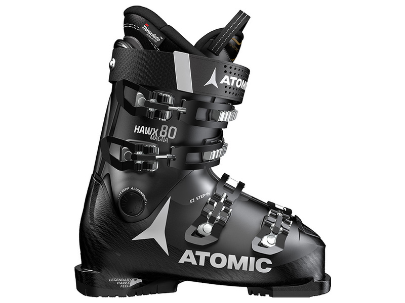 ATOMIC HAWX MAGNA 80 Black/Anthracite - Méret: 29