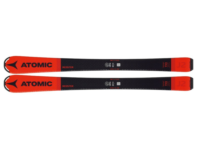 ATOMIC REDSTER J2 100-120 Red/BLACK - Méret: 110
